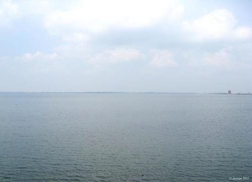 Sembarambakkam Lake view