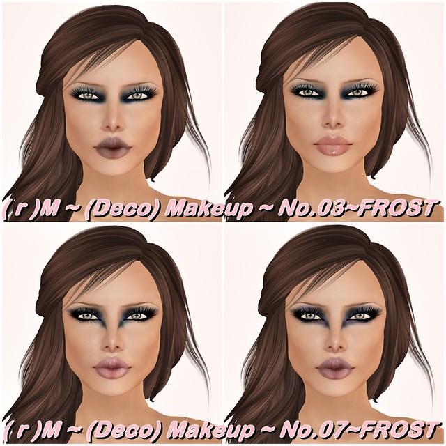 ( r )M ~ (Deco) Makeup