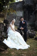 (oyenbuang) Tags: wedding photography japanese cambodia khmer studios angkor wat artworx