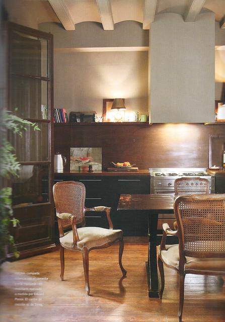 Habitania house cocina