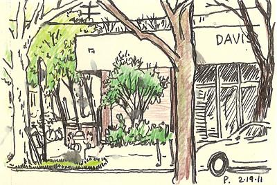 3rd & A, davis