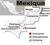itinéraire au Mexique tour du monde 2006 2010