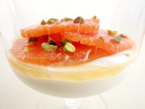Cara Cara orange dessert