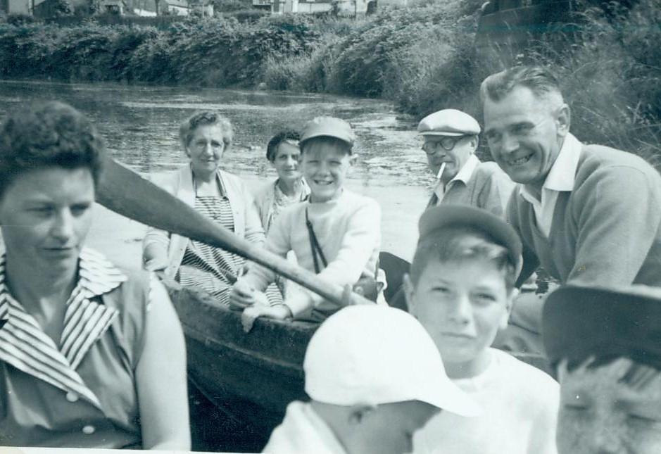 McCreath family 1959