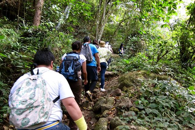 trekking mt. malarayat