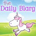 The Daily Blarg Button