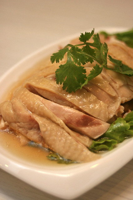 Nanxiang Drunken Chicken ($6.80)