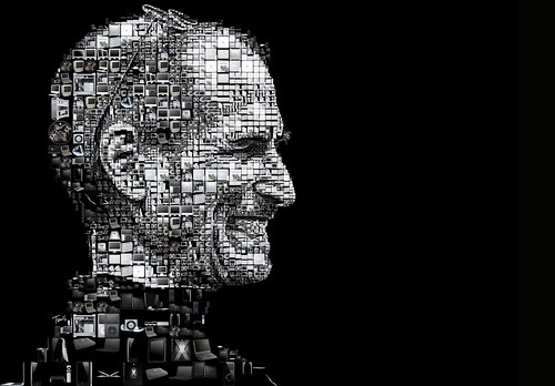 Happy birthday Steve Jobs! (A mosaic por by tsevis, on Flickr