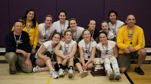 Sr Girls Gold - Dryden