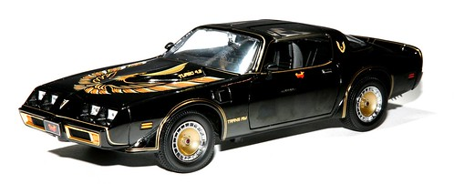 Greenlight Pontiac Trans-Am 4.9 1980