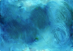 Sea Blue Texture Stock