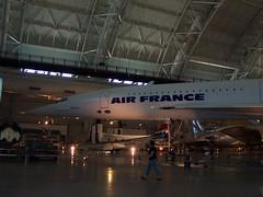 Air France Concorde F-BVFA