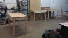 New workbenches