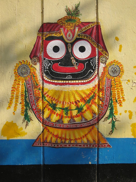 Jagannath painting