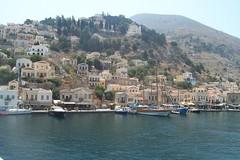 Symi island, Greece (Alexanyan) Tags: sea summer island greek boat aegean hellas greece grecia symi simi grece hellenic griechland