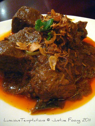 Rendang Daging - Melur, Edgware Road