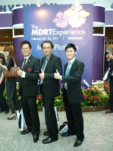 MDRT Experience Picture