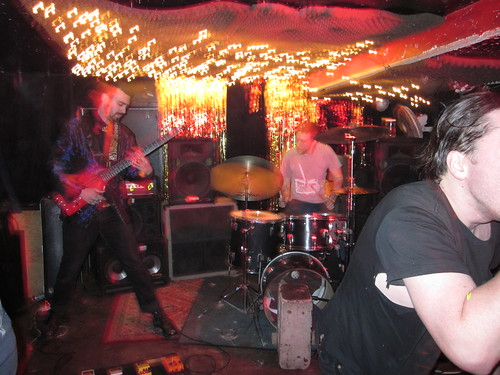 Satanized at the Cake-Shop 2/27/11 - 2