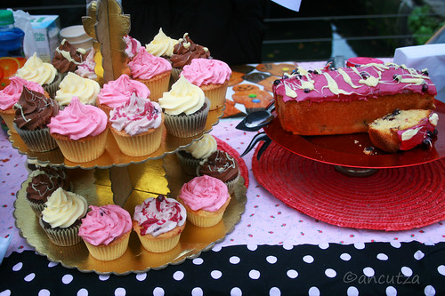 foto Cup cakes Londra