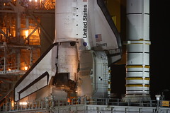 RSS Retraction for STS-133 Shuttle Discovery (RadioKate) Tags: space nasa shuttle ksc discovery spacenomad nasatweetup sts133 spacekate spacekatecom