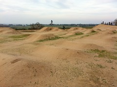 Woodward Dirt Jumps 6