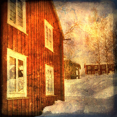 Northern farmstead (texturedJohn) Tags: lepetitprince imagesforthelittleprince magicunicornverybest selectbestexcellence magicunicornmasterpiece sbfmasterpiece