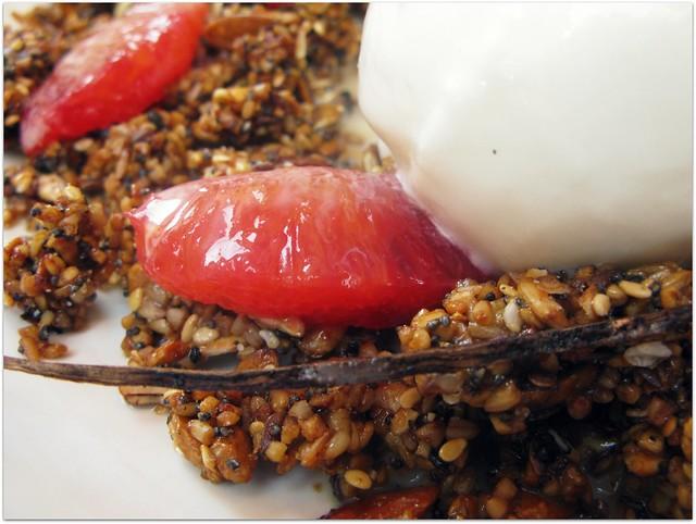 The Eveleigh's seeded granola by Caroline on Crack