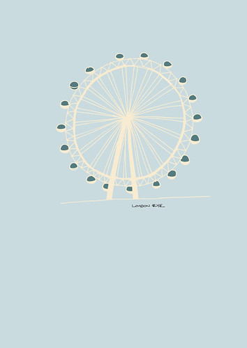 London Eye / Dimitra Tzanos