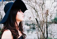 Piano Girl *1 (Twiggy Tu) Tags: portrait film taiwan taipei pearl photoalbum 2011 contaxrx  pianogirl carlzeissdistagont35mmf14 virginiatwiggyphoto