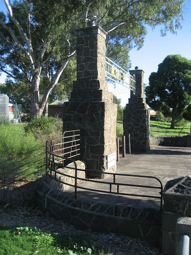 Merri Park Sports Ground, Northcote