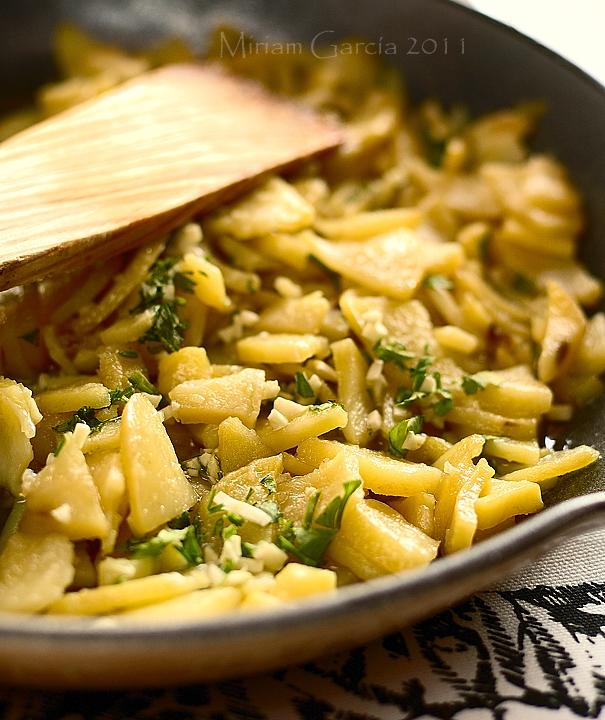 Pommes de terre sarladaises 2