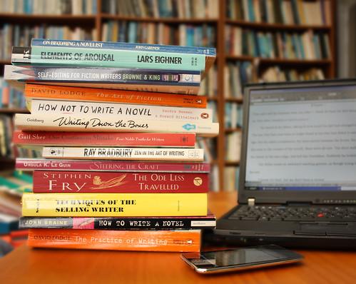 Lots of books! by Helen in Wales