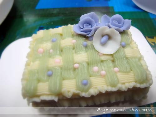 天使媽媽蛋糕皂教學台中 0016