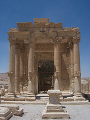 Temple of Baal Shamin at Palmyra