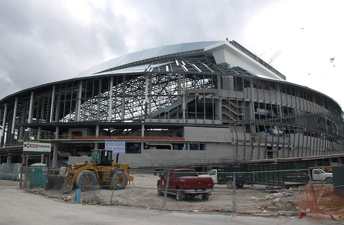 florida marlins stadium. New Marlins Stadium