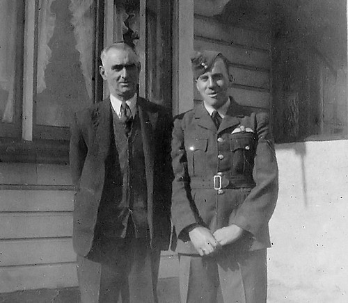Jim and Edward Paterson 1940 by Alpat, on Flickr