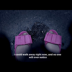 (Salma Alzaid ) Tags: street pink me rain movie shoes scene subtitle cinemaphotography salmaz