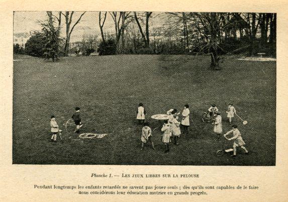 L'enfance déficiente, by Docteur Henriette HOFFER -image-50-150