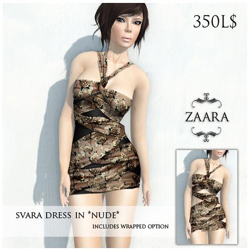 Zaara : Svara dress RFL edition