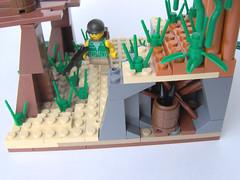 Wandering in 'Nam. (Carpet lego) Tags: us lego vietnam viet nam cong