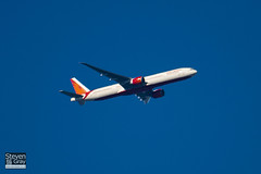 VT-ALQ - 36315 - Air India - Boeing 777-337ER - Brands Hatch - 101010 - Steven Gray - IMG_1954