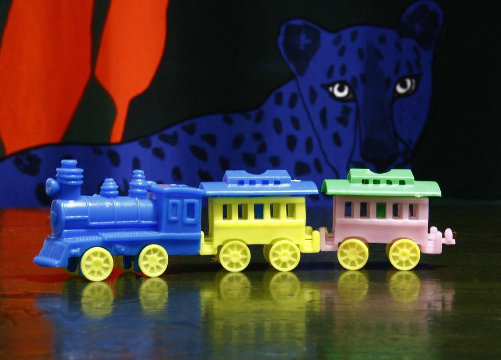 Tabletop train