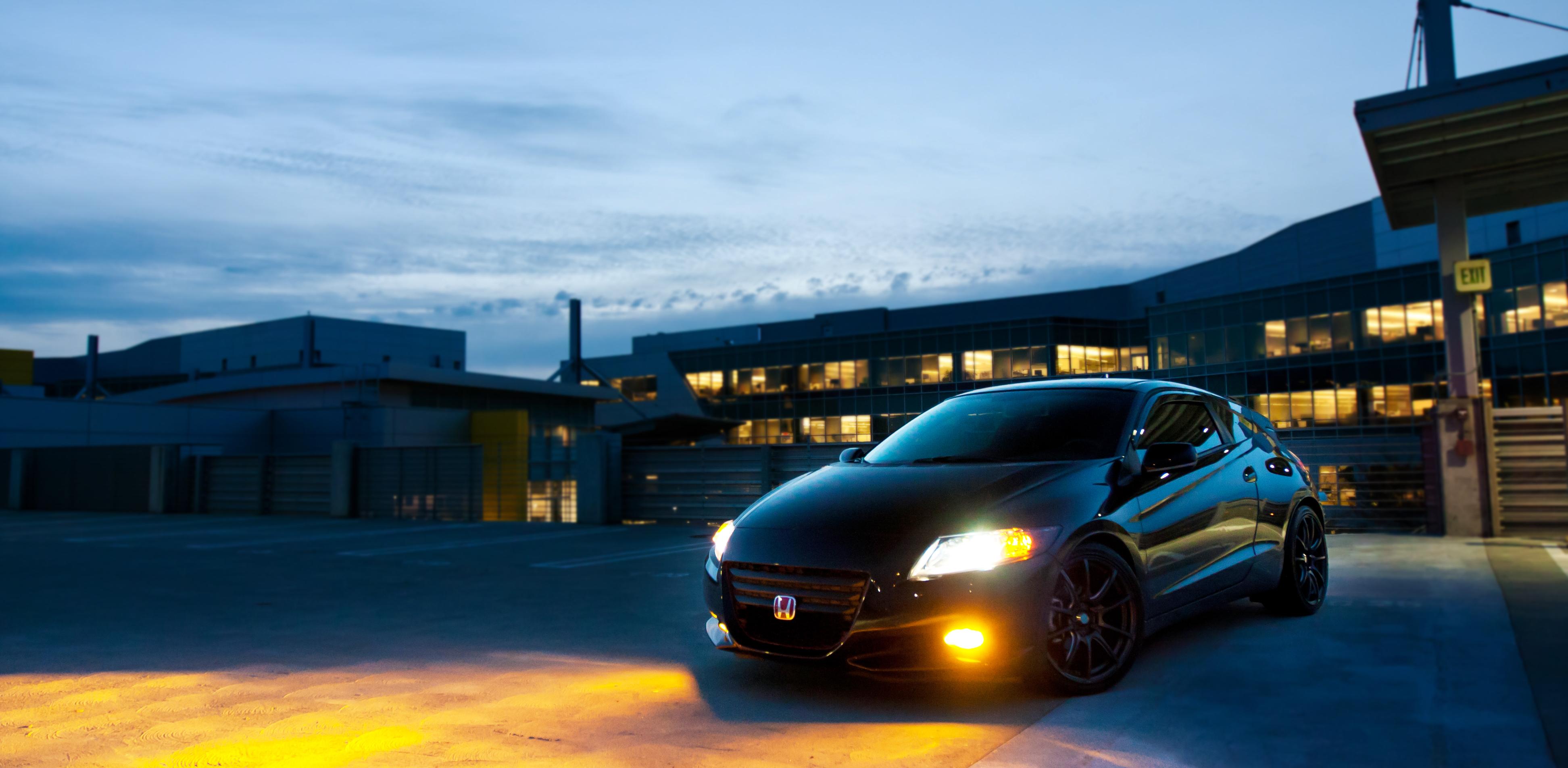 Honda CR-Z Crystal Black Pearl