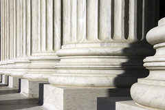 Supreme Court Columns (BenBalter) Tags: court shadows pillar government law column legal supremecourt