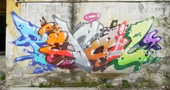 Pencil by Zeus40 2011' (Zeus40 and Wildboys) Tags: italy pencil crew naples opium rota wildboys zeus40