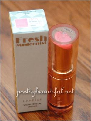 Laneige Fresh Modernist Lipstick