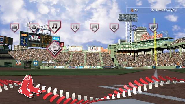 MLB 11 The Show: Fenway Park Day