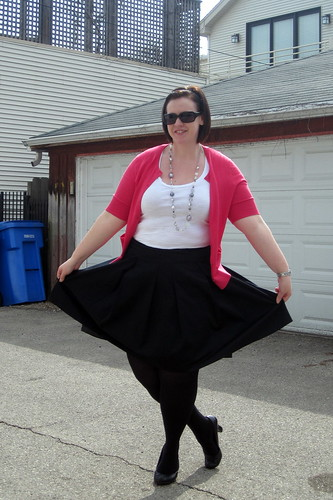 Full Skirt Fun
