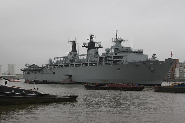 HMS Bulwark 009