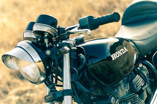 honda 360 cafe racer. 1975 Honda CL-360 Cafe Racer